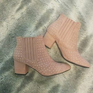 Charlotte Russe ankle booties